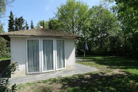 Weidestudio op landgoed - Scherpenzeel - Zomerhuis/Cottage