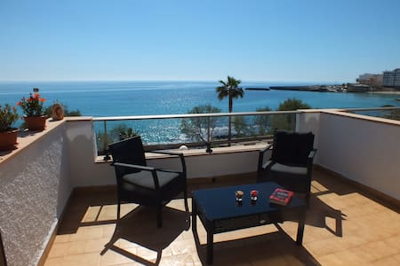 2 rooms with sea view, 202 S'Illot - Apartament