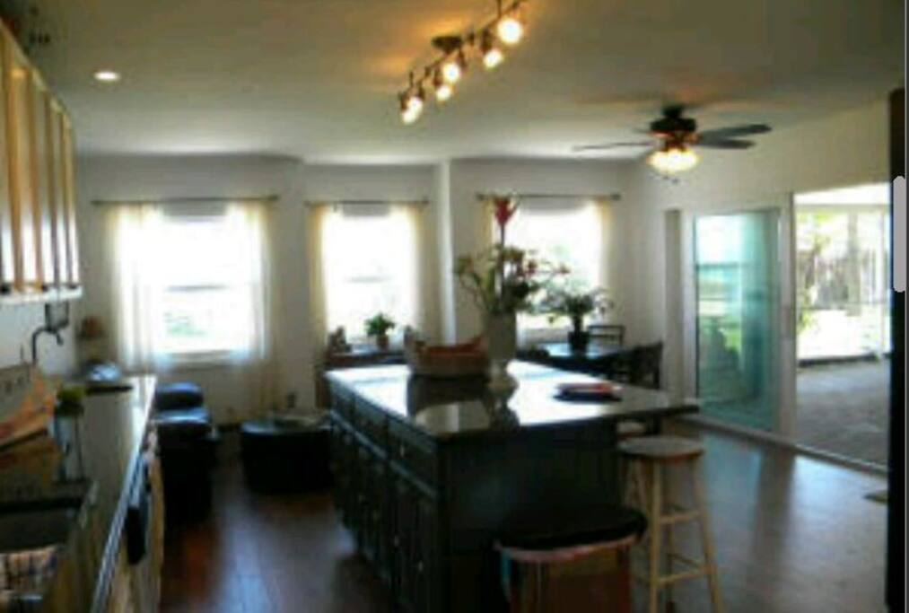 Gourmet newly remodeled kitchen