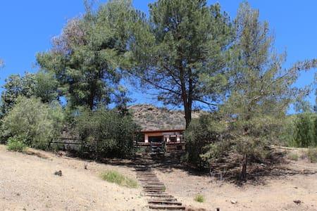 Shakti Ranch in Malibu Mountains - Calabasas - House