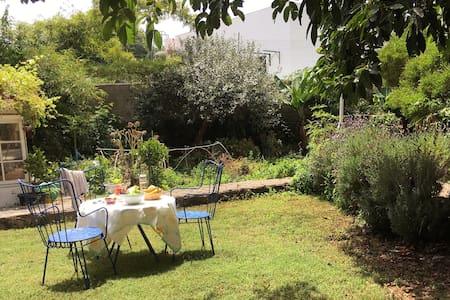 Quiet garden studio in La Orotava - Pis