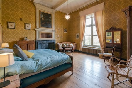 Chateau de waleffe - Yellow Room - Zamek