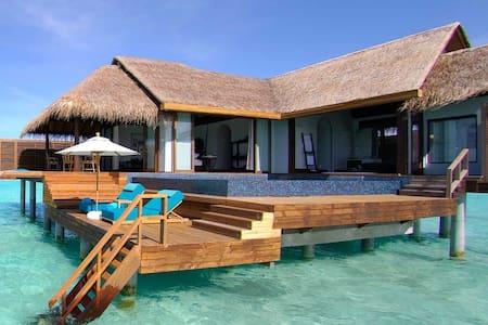 Baa Atoll Over Water Pool Villa - Dům