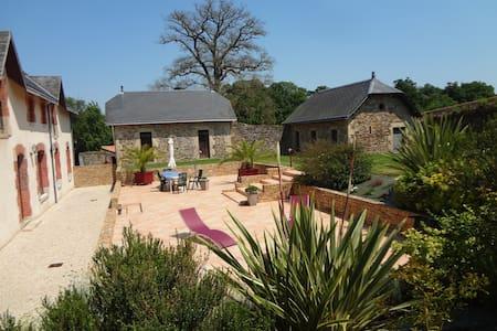 Le Plessis Landry - La Mothe-Achard - House