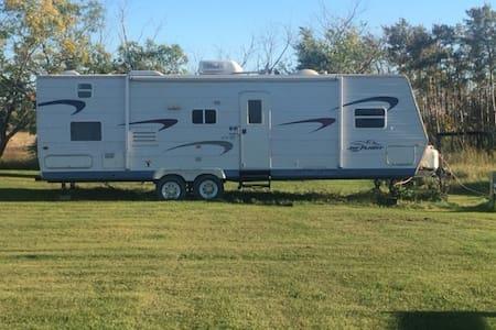 Great Trailer close to lake. - Camper/RV