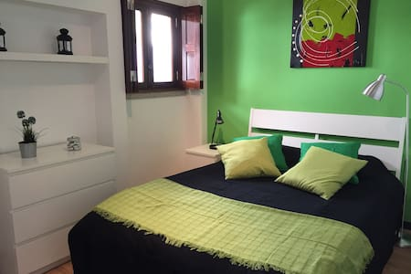 Great green studio in Coimbra 3C - Coimbra - Byt