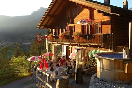 Berggasthaus Marmorbruch - Grindelwald