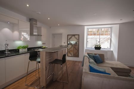 Stunning ground floor central flat - Pis