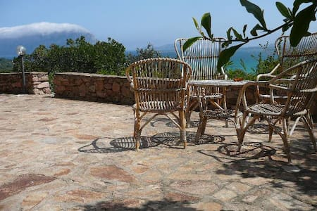 Charming apt with amazing view - Porto Istana - Casa