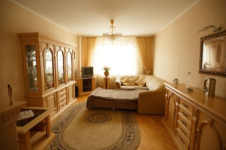 Apartment close to Chizhovka-Arena - Минск - Daire