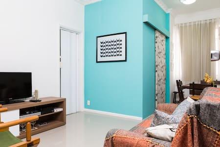 Amazing Apartment Great Location - Near the beach - Rio - Apartment