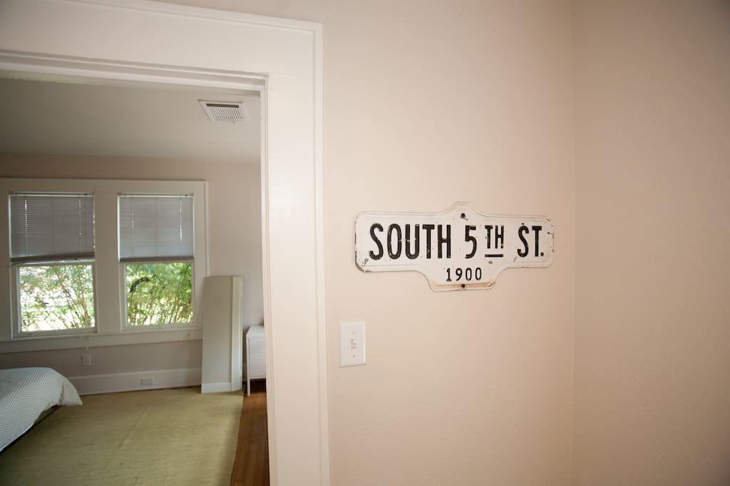 Verde Camp / South Congress 1BR +