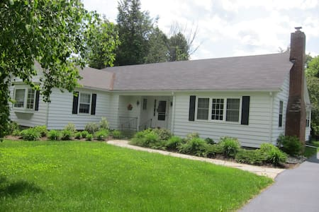 Comfy Home in Village - Chestertown - Casa