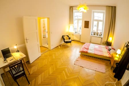 DoubleBedroom near castleSchönbrunn - Apartment
