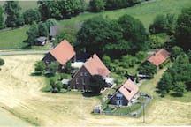 Ländliche  Wohnung  bei  Münster