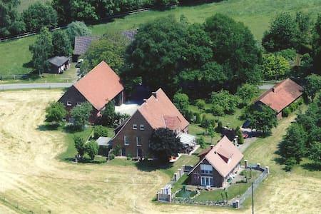 Ländliche  Wohnung  bei  Münster    - Ostbevern - Apartment