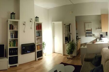 Kuschelige, gemütliche Wohnung in der Innenstadt - Aurich