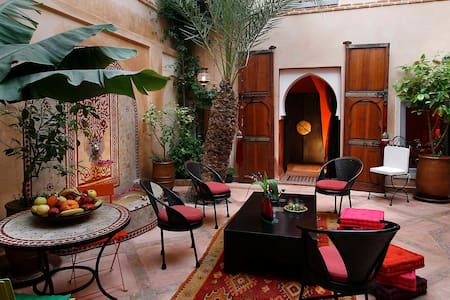 RIAD DAR ELLIMA - Bed & Breakfast