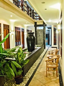 Deluxe room for two persons - Kuta - House