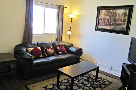 One Bedroom Furnished Apartment #2 - Great Falls