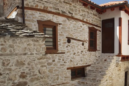 Greek island village house - Thasos - Villa