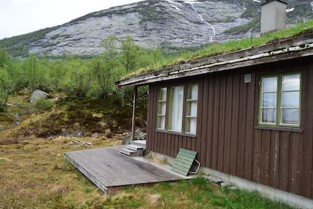 Fjellhytte på Bjørnevann / Valle i Setesdalen - Store Bjørnevatn