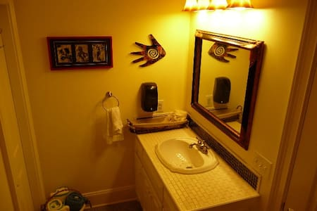 Lake Murray upstairs suite - Leesville - Bed & Breakfast