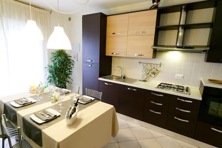Suite 101 pedestrian area. - Apartment