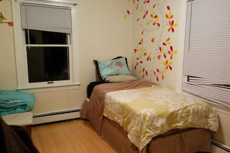 Nice Small Guest Room near Alewife - Wohnung