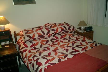 Double room at top of family home - Oxford - Bed & Breakfast