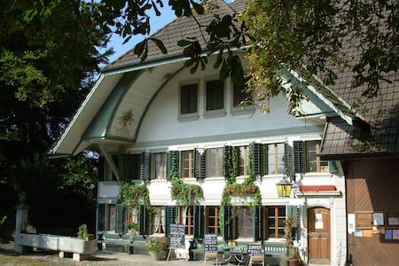 Ländlich und schnell in Solothurn. - Bed & Breakfast
