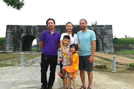 Mama'sfarmstay Vietnam - Haus