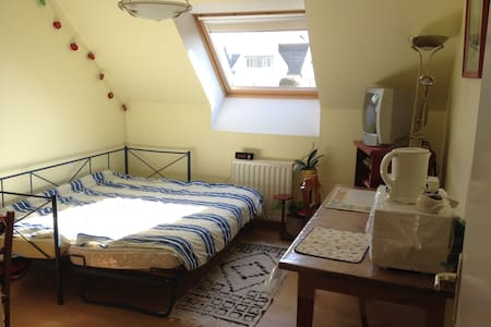 a big room for two persons - Haus