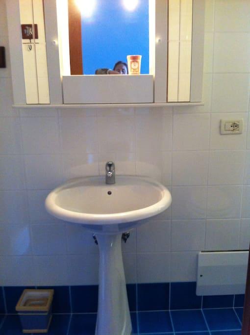 bathroom on suite