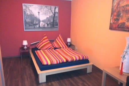 Niedliche Fewo, 2 Zimmer mit Bad  - Bad Breisig - Casa