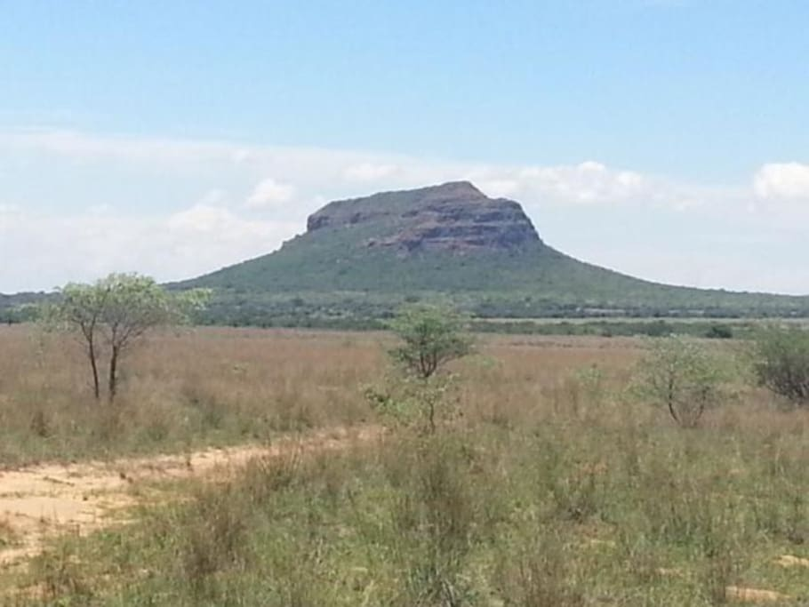 The Modimolle Mountain or Kranskop as it is widely known