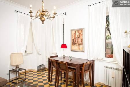 Magnificent apartment TRASTEVERE
