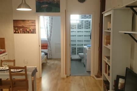 Bonito y Recien Reformado Apartamento en Legazpi - Apartment