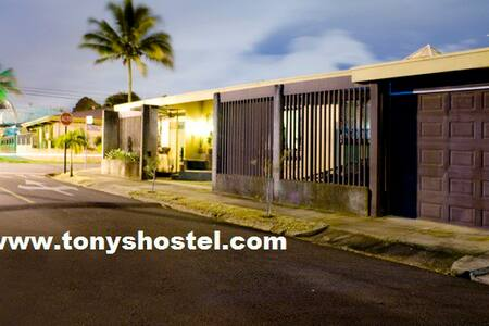 Tony's Hostel Boutique, Costa Rica
