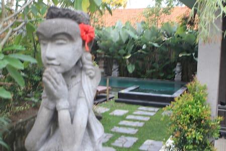 Bungsil Gading (Nangka Room) - Ubud - Villa