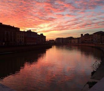 Pampurio - centro storico Pisa - Lägenhet