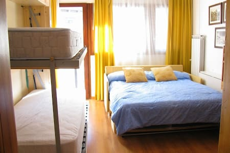 Flat in the Alps - Breuil-Cervinia - WiFi - Apartment