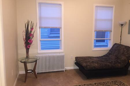 Lovely 2 bedroom home 30 minutes from Manhattan - Jersey City - House