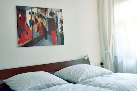 Kiebitznüst, Whg 2 : Erdbeerseite - Apartamento