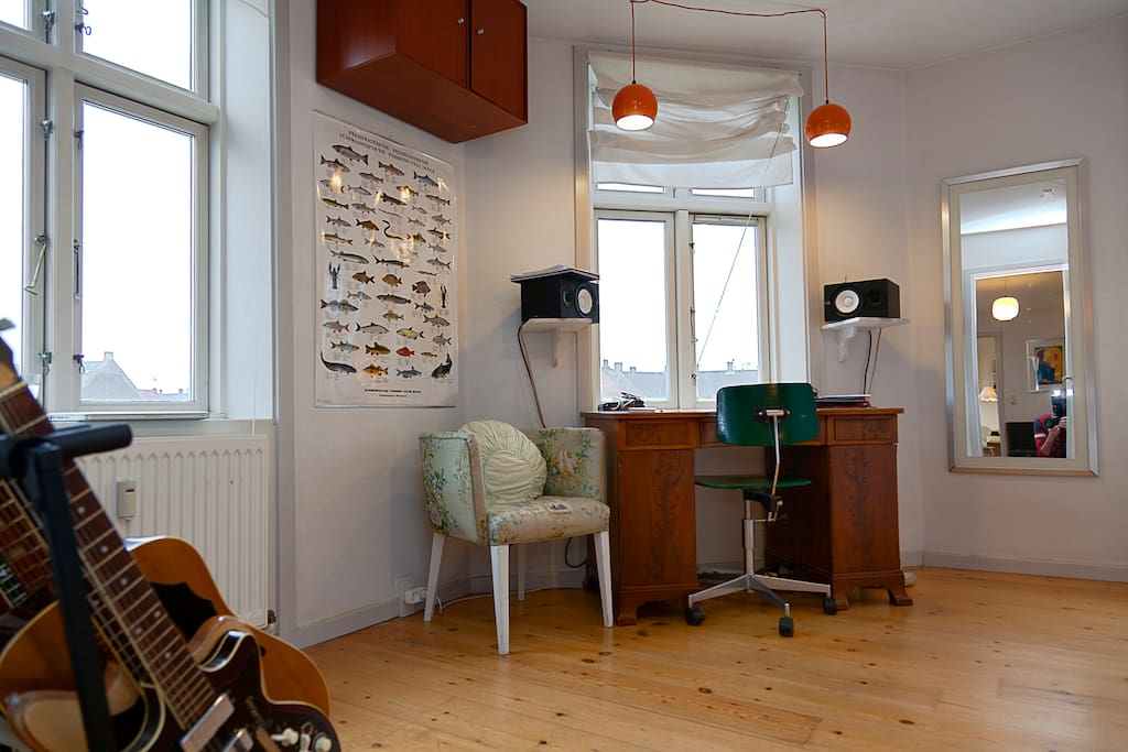 Great, cozy apartment in Nørrebro!!
