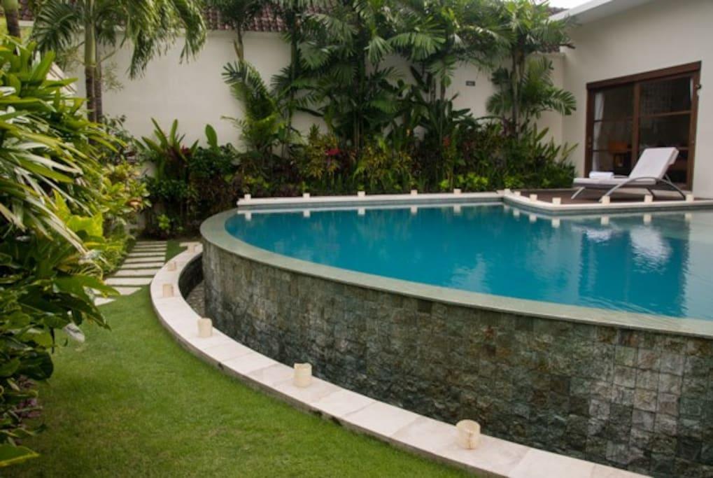 Modern Villa Seminyak - Legian