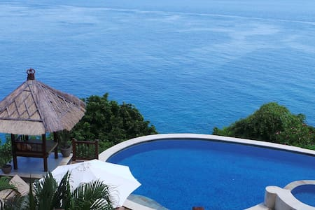 Batu Tangga - BIG BLUE VIEWS! - Villa