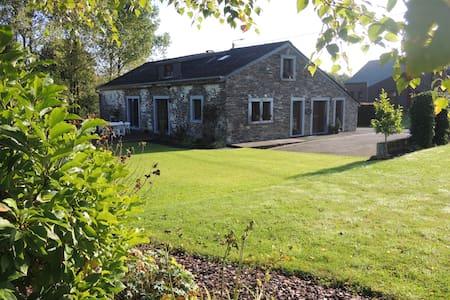 Ardenne Break – Holiday house - House