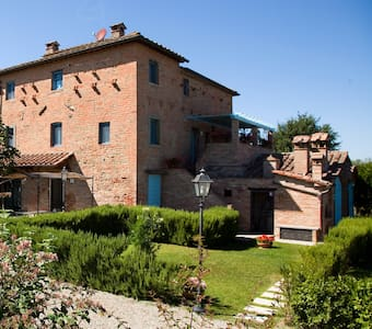 Fiordaliso farmhouse with pool - Montecchio - Lejlighed
