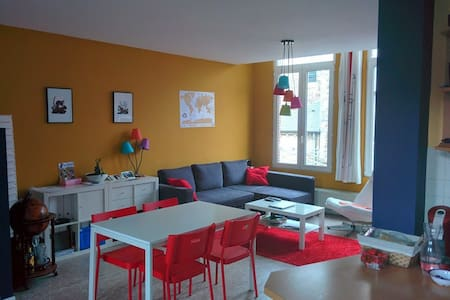 Happy place in historic centre Lier - Apartment